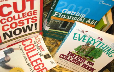 Higher education comes with a cost