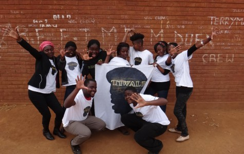 Tiwale inspires and empowers young women