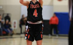 Kelly Becomes Fourth 1,000 Point Scorer in Tigers Girls Basketball History