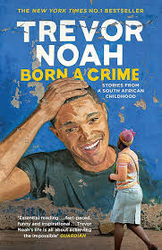 Trevor Noah's Born a Crime and the Social Distancing Show